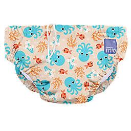 Bambino Mio® Blue Squid Reusable Swim Diaper