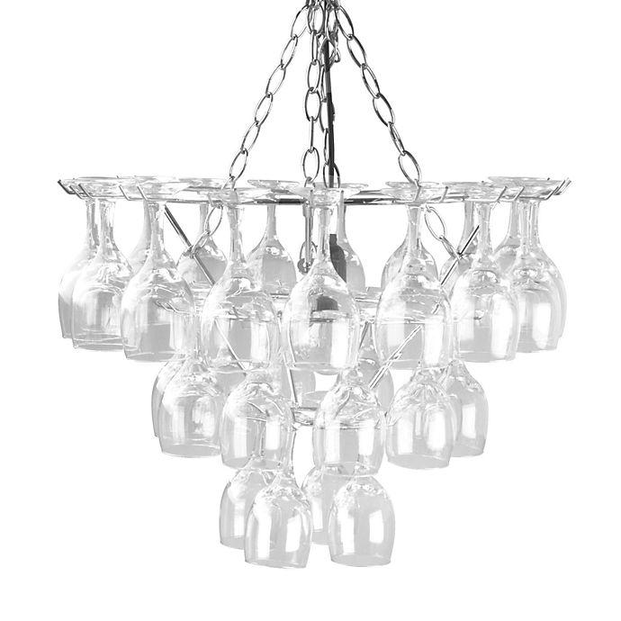 Alternate image 1 for Vino Glass Pendant Lamp