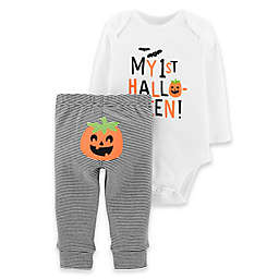 carter's® 2-Piece Halloween Bodysuit Pant Set