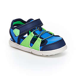 carter's® Everystep Sporty Sandal in Navy/Green