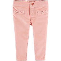 OshKosh B'gosh® Bow Pocket Pull-On Pant in Pink