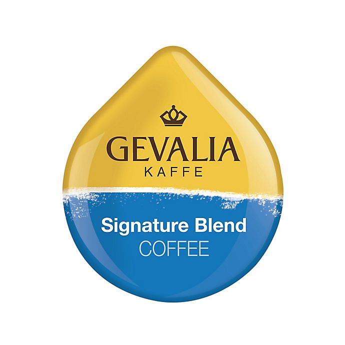 Alternate image 1 for Gevalia 16-Count Signature Blend Coffee T DISCs for Tassimo™ Beverage System