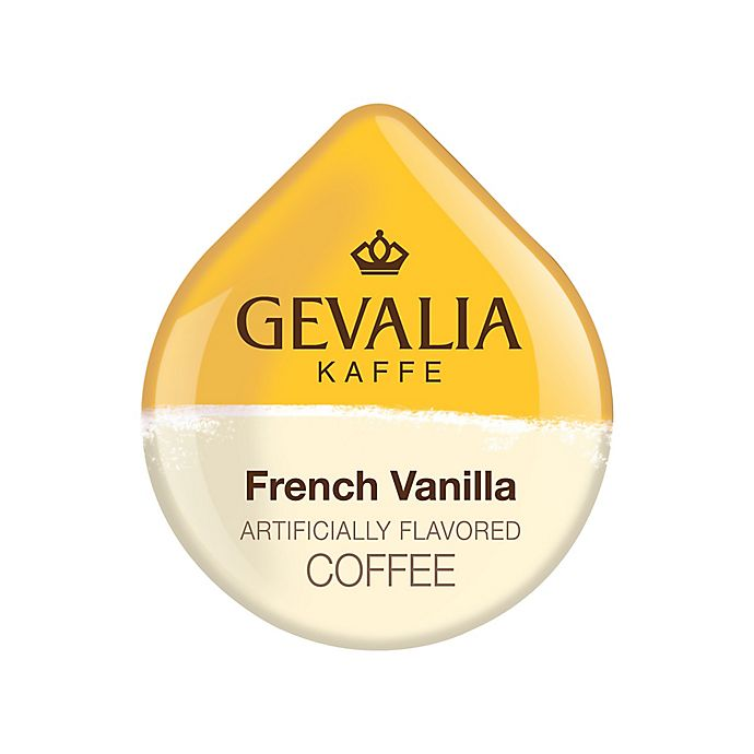 Alternate image 1 for Gevalia French Vanilla Coffee T DISCs for Tassimo™ Beverage System 80-Count