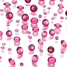 Lillian Rose™ Diamond Confetti in Hot Pink