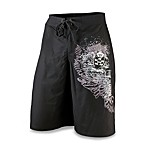 Lillian Rose™ Just Married Small/Size 30 Board Shorts