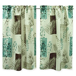 Bacova Taylor Window Curtain Panel Pair