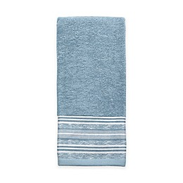 Croscill® Nomad Hand Towel in Blue