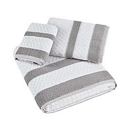 Wamsutta® Hotel Border Bath Towel Collection
