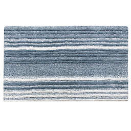 "Croscill® Nomad 20"" x 30"" Bath Rug in Blue"