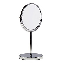 Taymor® Weighted Base Vanity Mirror in Chrome