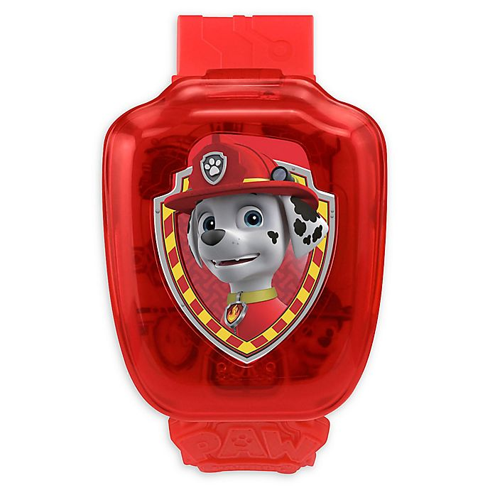 Alternate image 1 for VTech® PAW Patrol Marshall Learning Watch