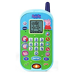 VTech® Peppa Pig Call & Learn Phone