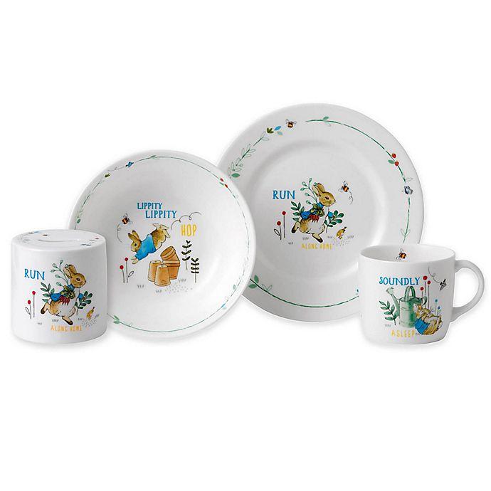 Alternate image 1 for Wedgwood® Peter Rabbit™ Nursery Dinnerware Collection