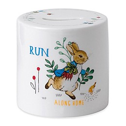 Wedgwood® Peter Rabbit™ Money Box in Blue