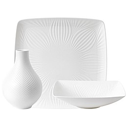 Wedgwood® White Folia Fine Giftware Collection
