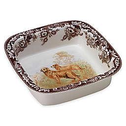 Spode® Woodland Golden Retriever Square Rim Bowl
