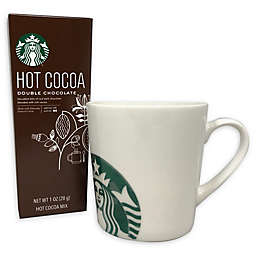 Starbucks® Siren Mug and Cocoa Gift Set