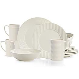 Nambe Origin 16-Piece Dinnerware Set