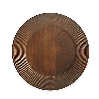 Nambe Origin Charger Plate