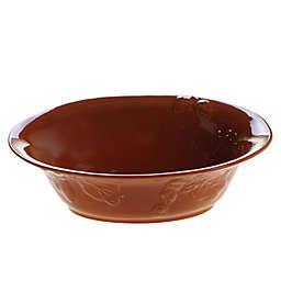 Certified International Acorn Veggie Bowl in Pumpkin