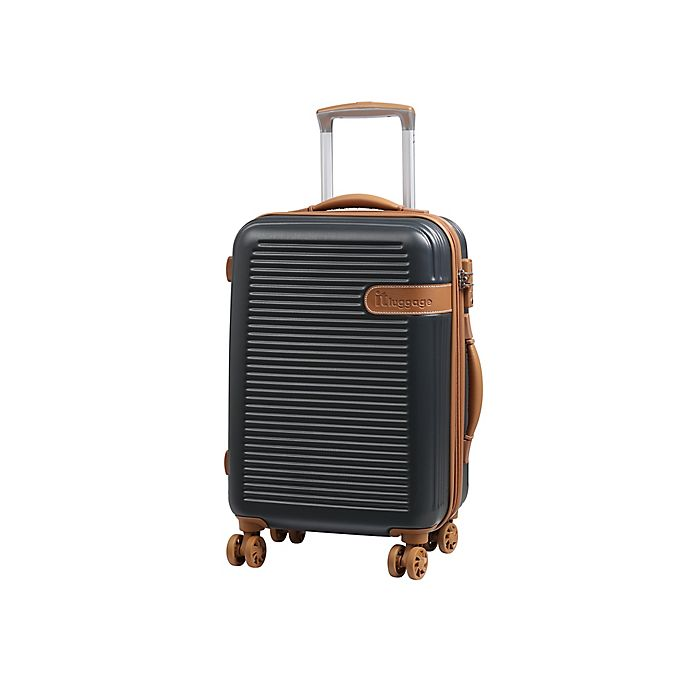 Alternate image 1 for it Luggage Valiant 22-Inch Hardside Spinner Carry On Luggage in Black