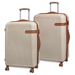 it Luggage Valiant Hardside Spinner Checked Luggage
