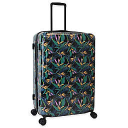 Body Glove® Paradise 29-Inch Hardside Spinner Checked Luggage in Black
