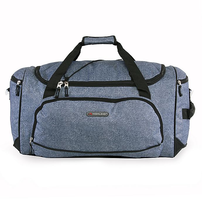 Alternate image 1 for Pacific Coast Highland 22-Inch Duffel Bag