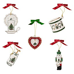 Spode® Christmas Tree 2018 Ornament Collection