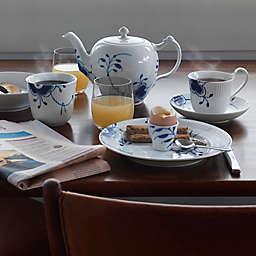 Royal Copenhagen Fluted Mega Dinnerware Collection in Blue