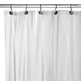 Heavy Weight Frost Shower Curtain Liner