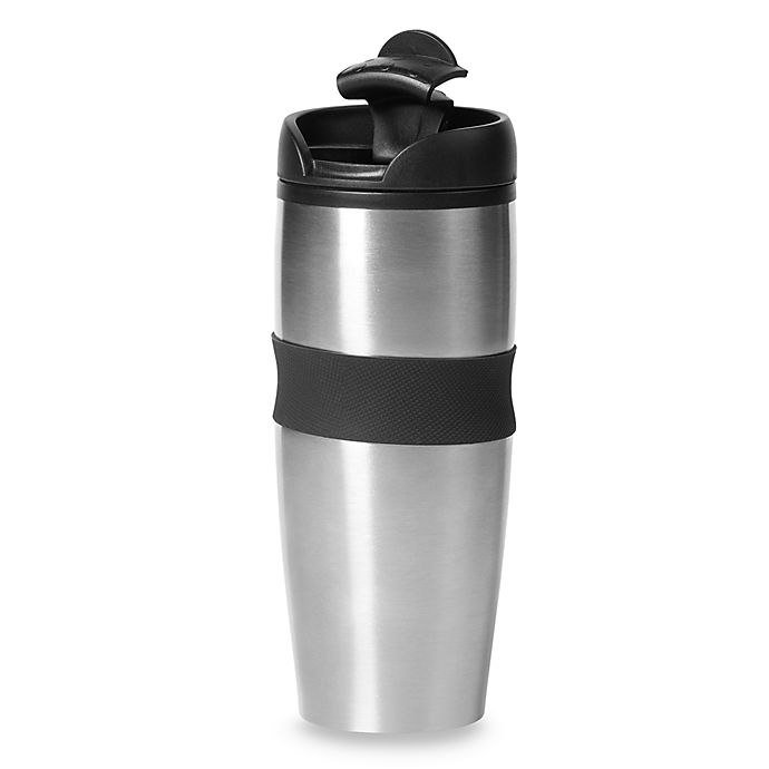 e8e67f8349d Rove® 14-Ounce Stainless Steel Tumbler | Bed Bath & Beyond