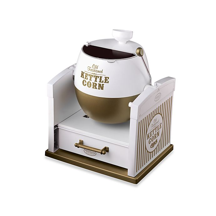 Alternate image 1 for Nostalgia™ Electrics Carnival Kettle Corn Maker