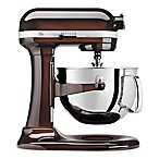 KitchenAid® Professional 600™ Series 6-Quart Bowl Lift Stand Mixer in Espresso