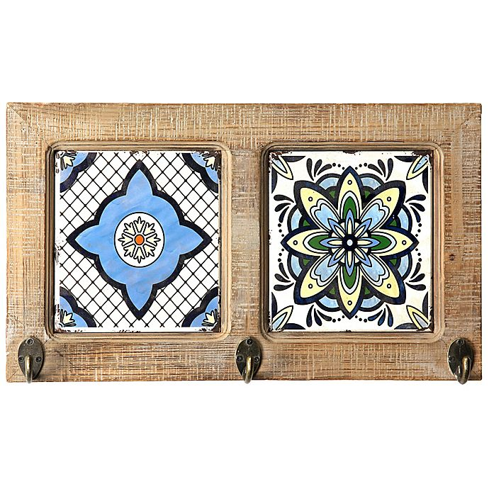 Alternate image 1 for Double Tile Wall Mount Hook