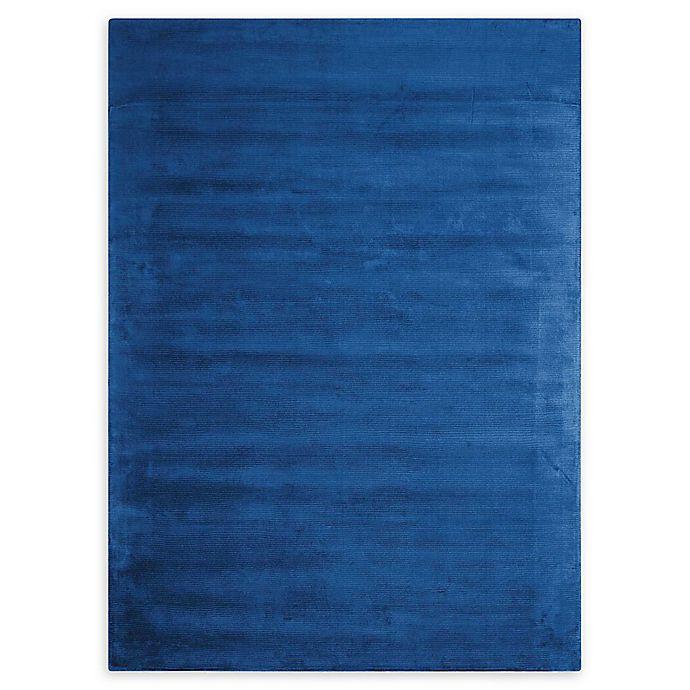 Alternate image 1 for Calvin Klein Lunar 7'9 x 10' Area Rug in Klein Blue