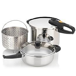Zavor Duo 5-Piece Combi Pressure Cooker Set