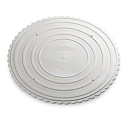 Wilson® Garden Cake Separator Plate in Silver