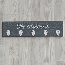 Personalized Don't Forget Key Plaque