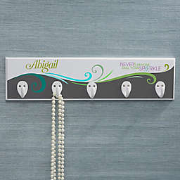 Personalized Daily Wit Necklace Holder