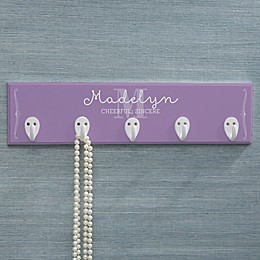 Personalized My Name Means... Necklace Holder