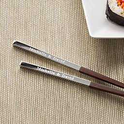 Personalized Chopstick 3-piece Set