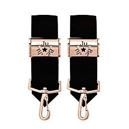 Ju-Ju-Be® Be Connected Stroller Clips in Rose Gold (Set of 2)
