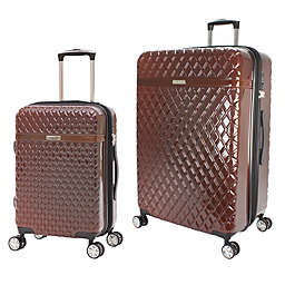 Kathy Ireland® Yasmine Hardside Spinner Luggage Collection