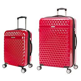 Kathy Ireland® Audrey Hardside Spinner Luggage Collection