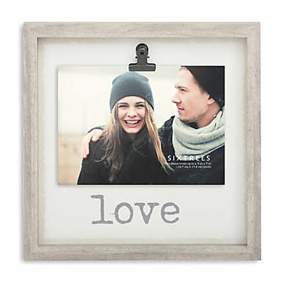 I Love Us Clip Frame