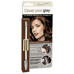 Irene Gari® Cover Your Gray® 2-in-1 Applicator in Dark Brown