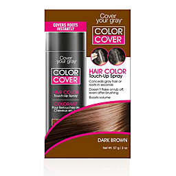 Cover Your Gray® Color Cover Hair Color Touch Up Spray in Dark Brown