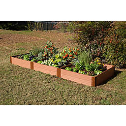 Frame It All 4-Foot x 12-Foot Raised Garden Bed