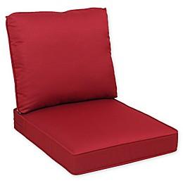 Destination Summer 22-Inch Outdoor Deep Seat Chair Cushion